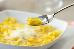 Ravioli italian pasta Royalty Free Stock Images