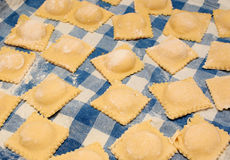 Ravioli, nourriture italienne Photos libres de droits