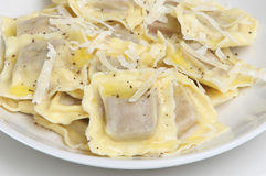 Ravioli Pasta Royalty Free Stock Photo