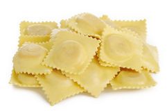 Ravioli pasta Royalty Free Stock Photos