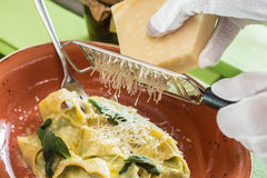 Ravioli pasta Stock Images