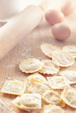 Ravioli pasta Royalty Free Stock Images