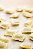 Ravioli pasta Stock Photography
