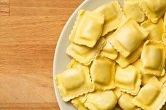 Ravioli pasta Royalty Free Stock Images