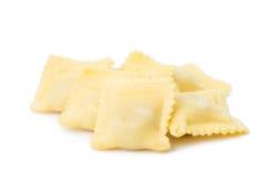 Ravioli pasta squares Royalty Free Stock Image