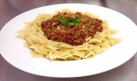 Ravioli pasta Royalty Free Stock Photo