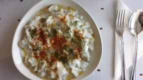 Ravioli turcs Photos libres de droits