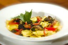 Ravioli vegetariana Royalty Free Stock Image