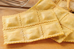 Raviolis. Stock Photos