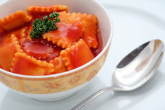 Raviolis Royalty Free Stock Photography