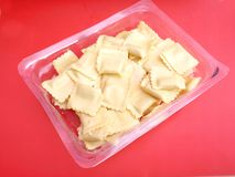 Raviolis Royalty Free Stock Photo
