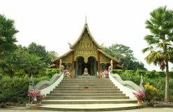 Ravissez le temple Photographie stock