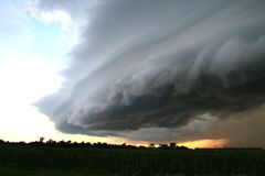 Ravitailleur Supercell images stock