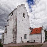 Ravlunda kościół fotografia stock