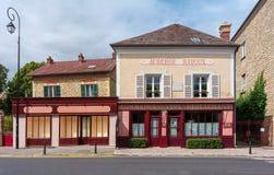 The Ravoux inn in Auvers sur Oise