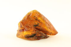 Raw amber Stock Image