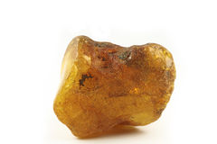 Raw amber Royalty Free Stock Images