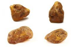Raw amber Royalty Free Stock Image