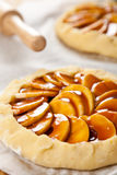 Raw Apple Pies Stock Images
