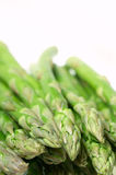Raw asparagus Royalty Free Stock Images