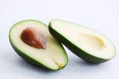 Raw avocado fruit Stock Photography