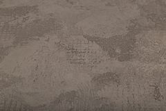 Raw or bare concrete wall, shot with panel seam lines perpendicular to image dimension.  royalty free stock photo