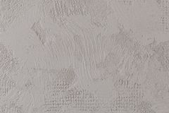 Raw or bare concrete wall, shot with panel seam lines perpendicular to image dimension.  stock photo