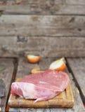 Raw beaf meat Stock Photos