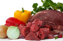 Free Raw Beef Stock Photography - 16505552