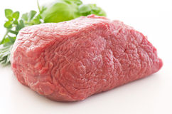 Raw Beef Fillet Royalty Free Stock Photo