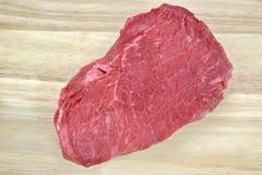 Raw Beef Homemade Farm Organic Bio Meat Strip Fillet Steak Stock Photography