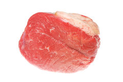 Raw beef joint Stock Photography