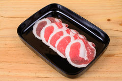 Raw beef meat. Stock Images