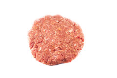 Raw beef minced meat Stock Images