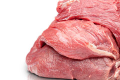 Raw beef stake Royalty Free Stock Photography