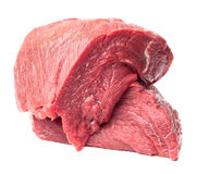 Raw beef stake Royalty Free Stock Photo