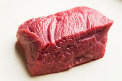 Raw beef Royalty Free Stock Photo