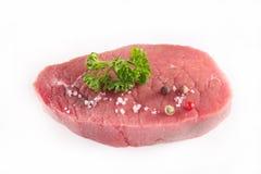 Raw beef Royalty Free Stock Photos