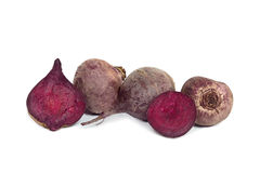 Raw beet Stock Photos