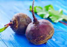 Raw beet Stock Photo