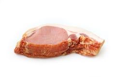 Raw British Bacon Stock Photography