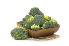 Raw broccoli Stock Image