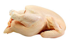 Raw Broiler Stock Images