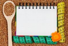 Raw buckwheat Stock Images