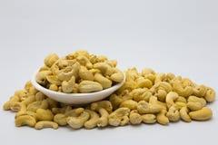 Raw Cashew nuts Stock Photo