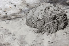 Raw Cement Royalty Free Stock Image