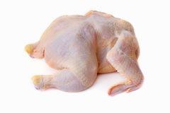 Raw chicken Stock Photos