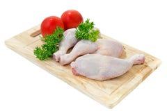 Raw Chicken Legs Royalty Free Stock Photos