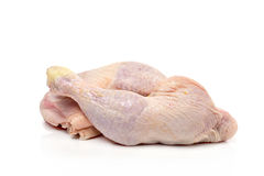 Raw chicken legs Stock Image
