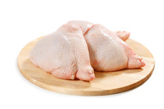 Raw chicken meat Royalty Free Stock Image